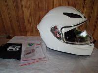 AGV K-1 почти нов мото шлем каска