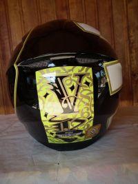 AGV K-3 SV Valentino Rossi Gothic 46 мото шлем каска