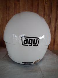 AGV Skyline с тъмни очила мото шлем каска