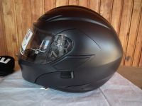 AGV Compact отварящ с тъмни очила нов мото шлем каска