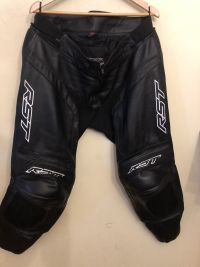 Кожен панталон  RST TRACK TECH XXL-60