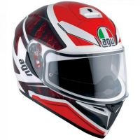 Каска AGV K3 SV PULSE RED,S-M 57см NEW