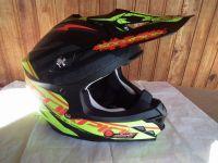 Scorpion VX-15 Evo Air Gamma с помпа нов мотокрос шлем
