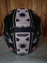 Scorpion Exo-390 Chica мото шлем каска