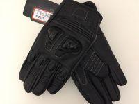 Къси кожени ръкавици ARMR RACE,разм.S