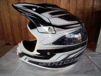 Shoei V-Moto Status мотокрос шлем каска