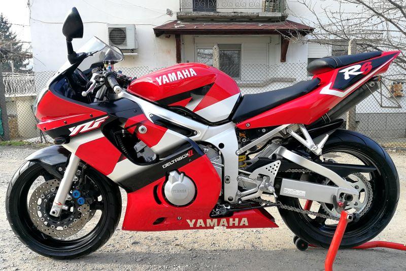 Yamaha - YZF-R6  НОВ ВНОС!!!