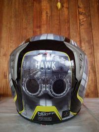 Nitro NGFP Hawk мото шлем каска