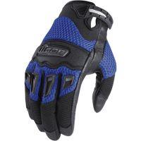 Къси мото ръкавици ICON HYPERSPORT,размер М