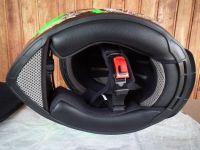 Nitro N2100 Samurai мото шлем каска