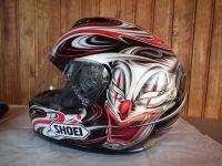 Shoei Raid 2 Paranoia XXS детски мото шлем каска