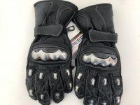 Кожени мото ръкавици TEXPEED,S-M,NEW