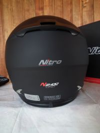 Nitro N2400 Uno нов мото шлем каска