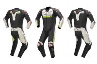 Кожен екип ALPINESTARS MISSILE  TECH-AIR™ ,размер 56 NE