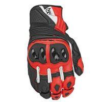 Кожени ръкавици BERIK NEXT G RED/BLACK,размер M,NEW