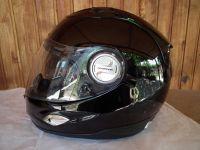 Scorpion Exo-1000 Air с тъмни очила и помпа мото шлем к