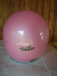 Shark S600 розов мото шлем каска