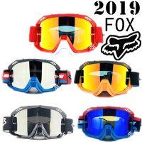 Мото крос каска очила за мотор FOX, мотокрос