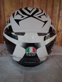 AGV K-3 SV Rookie с тъмни очила шлем каска за мотор