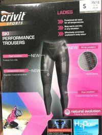 Дамски термо клин CRIVIT PRO  L 40-42,XL-44-46!