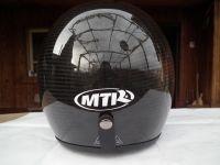 MTR Carbon карбонов шлем с тегло 850 гр. каска за мотор