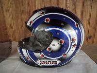 Shoei Raid Target шлем каска за мотор