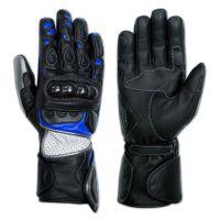 Кожени мото ръкавици ALPHAHEAD,L,карбонови протектори!