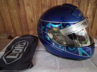 УНИКАТ Shoei XR-800 с аерография шлем каска за мотор