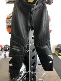 Кожен мото панталон PROBIKER PRX-3,50-M,протектори!