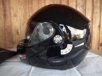 Nolan N90S отварящ се с тъмни очила мото шлем каска за