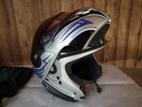 Nolan N102 отварящ се с N-Com BluetoothKit шлем каска з